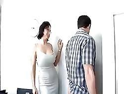 hot teacher with big tits porn movies