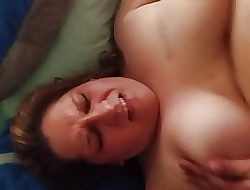 big natural tits interracial porn