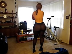 big tits and pantyhose videos